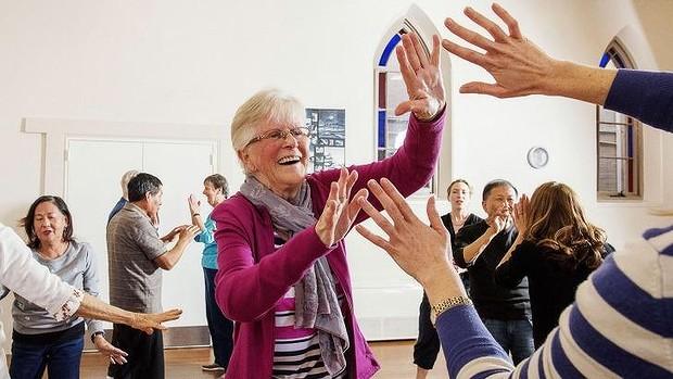 Nov-Dance for Parkinsons