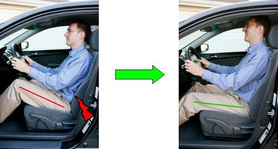Tips For Good Posture While Driving Kingswilliam Five Dock